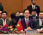 Thủ tướng Nguyễn Tấn Dũng tham dự Hội nghị cấp cao ASEAN – Nhật Bản