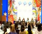 Hội nghị Thượng đỉnh Phụ nữ toàn cầu lần thứ 25: Minh chứng cho sự sáng tạo của phụ nữ