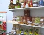 Nhiều nông sản Việt Nam có mặt tại hội chợ thực phẩm của Nga