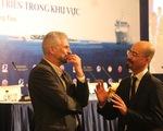 Hoạt động cải tạo trái phép của Trung Quốc ở Biển Đông đe dọa hòa bình an ninh của khu vực