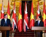 Thủ tướng Việt Nam - Vương quốc Anh thảo luận sâu rộng nhiều lĩnh vực