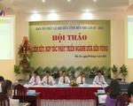 Liên kết hợp tác phát triển ngành dừa bền vững