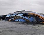 Quảng Ninh: Lật thuyền trong mưa dông, 2 người mất tích