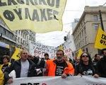 Hy Lạp cận kề nguy cơ vỡ nợ