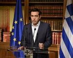 Thủ tướng Hy Lạp kêu gọi người dân nói không với các chính sách thắt lưng buộc bụng