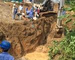 Vỡ đường ống nước sông Đà lần thứ 13