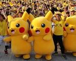 Rộn ràng lễ hội Pokemon – Nhật Bản