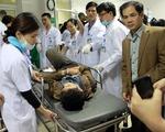 Sập giàn giáo ở Formosa: Tất cả nạn nhân đều là người Việt Nam