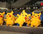 Binh đoàn Pikachu đổ bộ AEON Mall