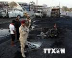 Iraq: Đánh bom liều chết tại trạm kiểm soát, 18 người tử vong