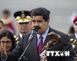 Venezuela hoan nghênh tiến bộ của cuộc hòa đàm Colombia-FARC