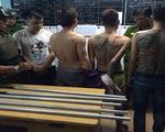 Tấn công trấn áp tội phạm trong dịp Tết Nguyên đán 2016
