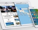 Những tính năng mới của iOS 9 phiên bản beta 2