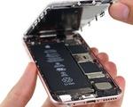 iPhone 6S có thời lượng pin tương đương với Galaxy S6 Edge
