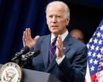 Phó Tổng thống Joe Biden không tranh cử Tổng thống Mỹ 2016
