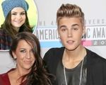 Selena Gomez giúp gắn kết Justin Bieber và mẹ