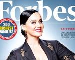 """Katy Perry kiếm tiền """"khủng"""" hơn Taylor Swift"""