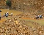 """Quảng Nam: Truy quét """"vàng tặc"""" tại mỏ vàng Bồng Miêu"""