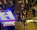 Khủng bố tại Paris: Đã xác định được danh tính 3 đối tượng tấn công