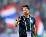 HLV Kiatisak không dự SEA Games để tập trung đấu với ĐT Việt Nam
