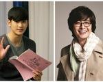 Bae Yong Joon và Kim Soo Hyun thân thiết như anh em