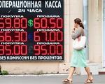 Kinh tế Nga suy giảm mạnh nhất kể từ năm 2009