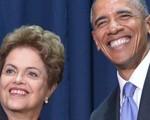 WikiLeaks: Mỹ nghe lén điện thoại nhiều quan chức cấp cao Brazil