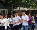 Chiều nay (28/7), Bộ GD&ĐT công bố điểm sàn đại học