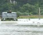 Lạng Sơn: Nhiều hộ dân ở Chi Lăng bị cô lập hoàn toàn do mưa lũ