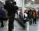 Mỹ tăng cường an ninh cho Lễ Tạ ơn