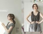 Lee Young Ae khoe vẻ đẹp không tuổi trên tạp chí JLOOK
