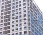Việc phá dỡ phần vi phạm tòa nhà nhà 8B Lê Trực không đơn giản