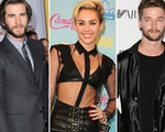"""Patrick tức tối vì Miley bí mật nhắn tin với """"tình cũ"""""""