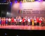 Liên hoan Âm nhạc truyền thống các nước ASEAN 2015 tại Việt Nam