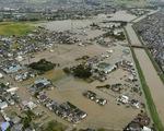 Nhật Bản: Hàng chục người mất tích sau đợt lũ lụt lịch sử
