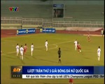 Giải bóng đá nữ VĐQG: PP. Hà Nam đè bẹp Hà Nội II
