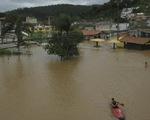 Brazil: Hàng nghìn gia đình phải sơ tán do lụt lội