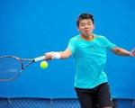 Lý Hoàng Nam xếp hạng hạt giống số 9 tại giải trẻ Wimbledon