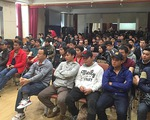 Sẽ mạnh tay xử lý lao động cư trú bất hợp pháp tại Hàn Quốc