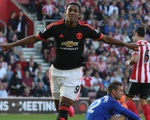 ĐHTB vòng 6 Premier League: Sao sáng Martial