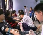 Ngày hội hiến máu tình nguyện tại Đại học Y dược Huế