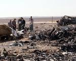 Vụ máy bay Nga rơi tại Ai Cập có thể do đánh bom và liên quan đến IS
