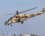 Libya: Máy bay trực thăng bị bắn hạ, ít nhất 9 người thiệt mạng