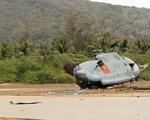 Rơi trực thăng MI-8 tại Phú Quý, Bình Thuận