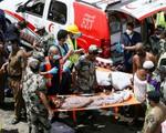 Vụ giẫm đạp ngoài Thánh địa Mecca: Số người chết đã lên tới 769 người
