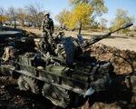 Nguy cơ tái bùng phát giao tranh tại miền Đông Ukraine