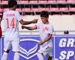 Trực tiếp U19 Việt Nam - U19 Lào: Thắng mừng ngày Quốc khánh (19h00, VTV6)
