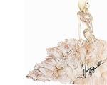 Những ý tưởng về váy cưới của Lady Gaga