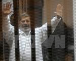 Tòa án Ai Cập kết án tử hình cựu Tổng thống Morsi