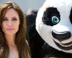 Angelina Jolie trở lại với Kungfu Panda 3